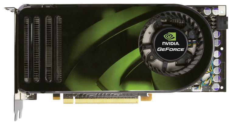 GeForce 8800 GTX - Alto