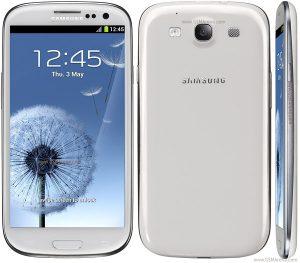 Samsung I9300 Galaxy S III - Vista