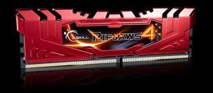 G.Skill Ripjaws 4 DDR4 3000 MHz 4X4 GB