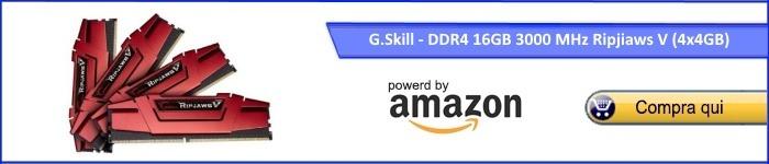 Prezzo DDR4 16GB