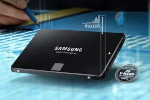 Samsung 850 EVO - Modello 2.5 Inch