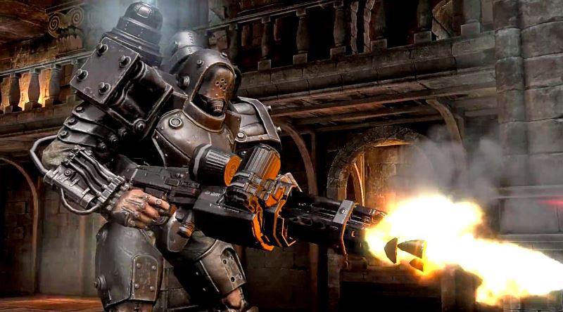 Wolfenstein The Old Blood - I super soldati