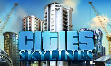 Cities skylines locandina