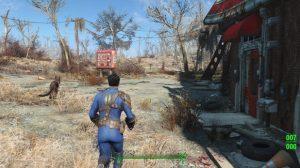 Trama Fallout 4