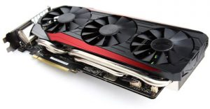 Asus GeForce GTX 980Ti Strix