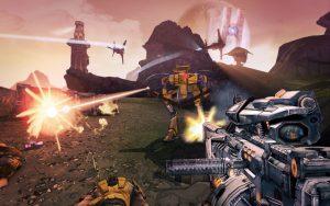 Borderlands-2 combattimento