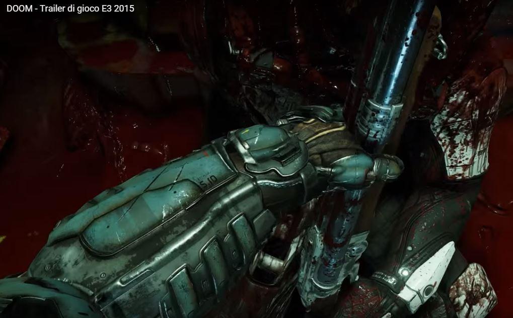 La grafica di Doom