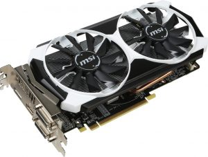 MSI AMD Radeon R7 370 2GB
