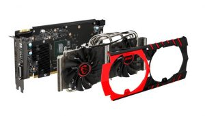 MSI GeForce GTX 960 Gaming 2G-2