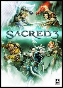 SACRED 3 GOLD STEAM