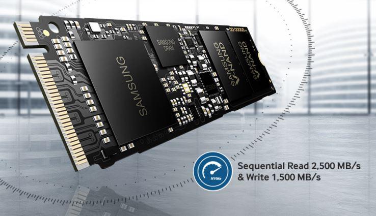 Samsung 950 PRO SSD - Alte prestazioni