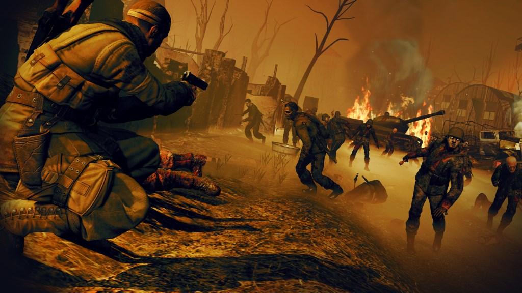 Attacchi di orde di zombie