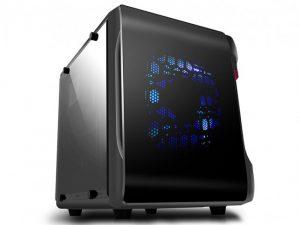 Spire PowerCube 715 Micro-ATX