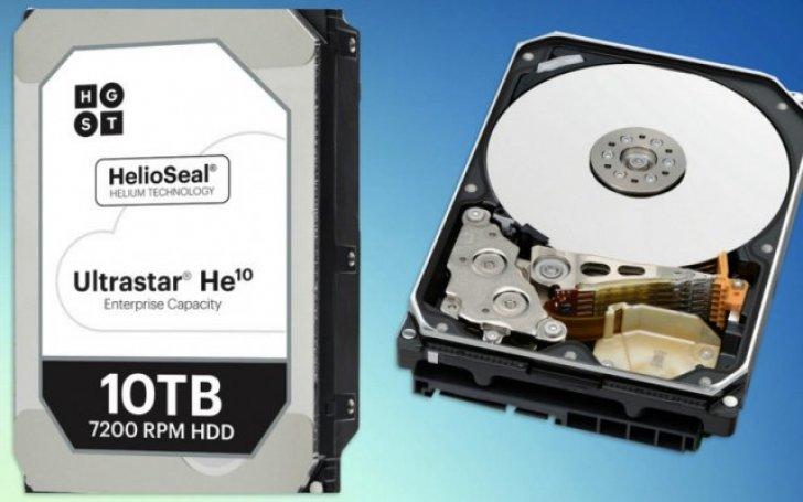 Western Digital UltraStar HE10 10TB 2