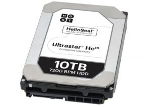 Western Digital UltraStar HE10 10TB