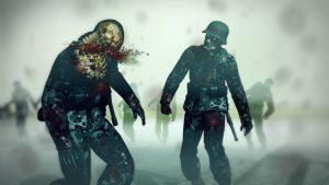 Animazione colpo mortale agli zombie
