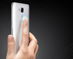 lettore impronte digitali smartphone