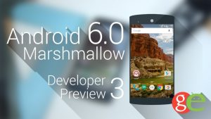 Android 6.0 Marshmallow - Le icone