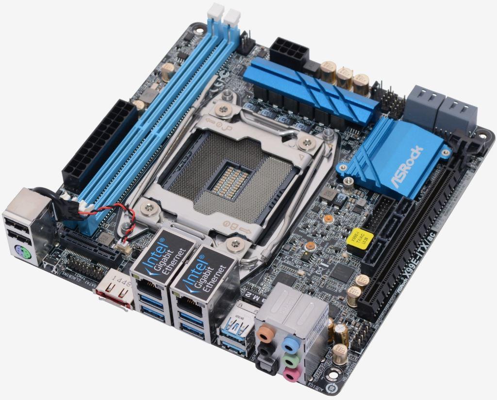 Asrock X99E-ITX