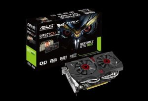 Asus GeForce GTX 960 Strix DirectCU II