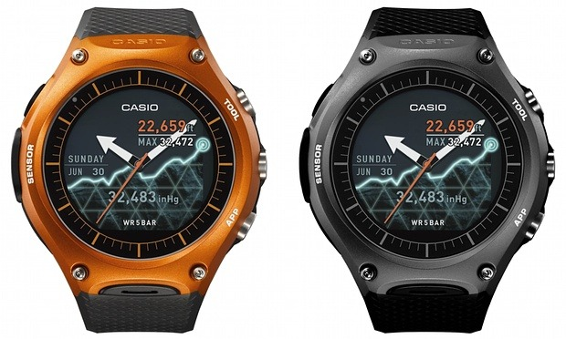 Casio Smartwatch Android