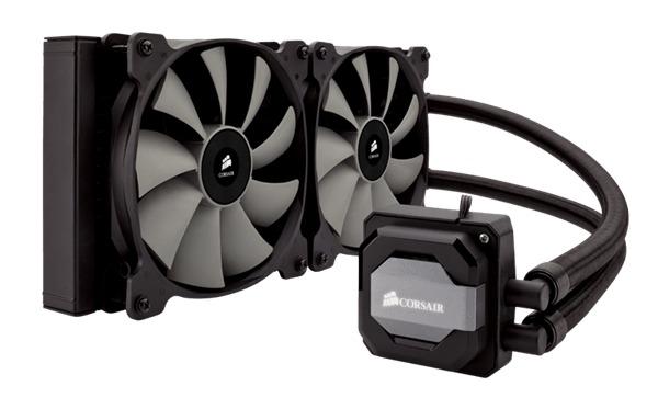 Corsair Hydro Series H110i GT - Raffreddamento a liquido per CPU