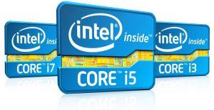 Intel Core i3-i5-i7