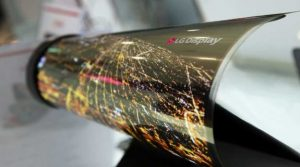 LG: La tecnologia dei display pieghevoli