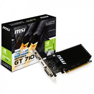 MSI GeForce GT 710