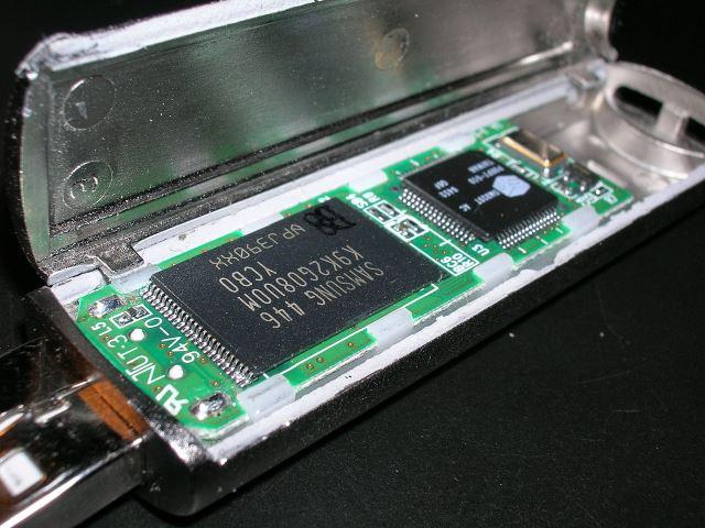 Memoria chiavetta USB