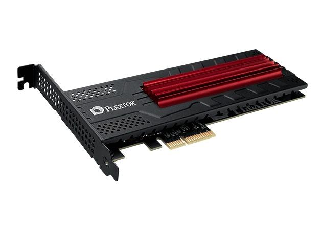 Plextor M6e Black Edition - Esteticamente un SSD molto bello