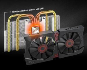 Sistema di reffreddamento GPU