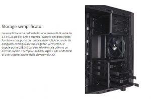 Storage semplificato - Clicca sull'immagine per ingrandire