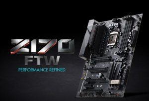 mainboard Z170