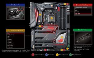 Asus Z170 ROG Maximus VIII Formula - Specifiche tecniche