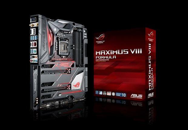 Asus Z170 ROG Maximus VIII Formula