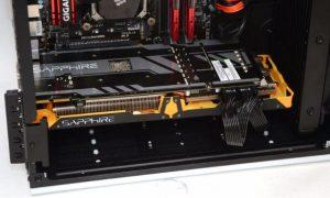 Sapphire R9 270X Toxic - Montata nel PC