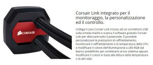 Corsair H100i GTX - Corsair Link - Clicca sull'immagine per ingrandire