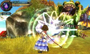 Final Fantasy Explorers 3DS - Hit