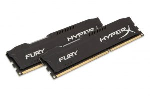 Kingston HyperX Fury DDR4 2133 MHz 2X8 GB - Clicca per ingrandire