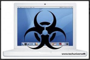 Il Mac prende i virus