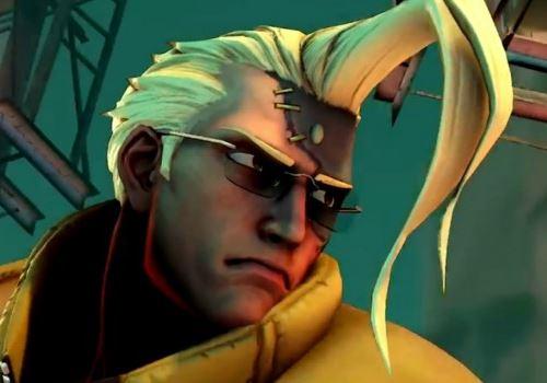 Street Fighter V - Charlie nash