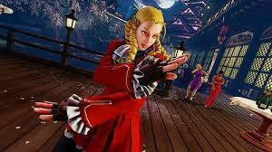 Street Fighter V - Karin Kanzuki