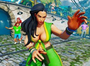 Street Fighter V - Laura Matsuda