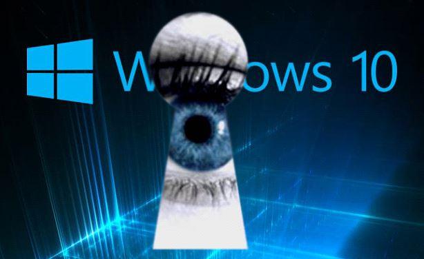 Windows 10 spia ogni tua mossa