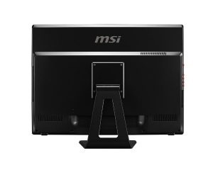 MSI PC Gaming 24GE 2QE - Vista posteriore - Clicca per ingrandire