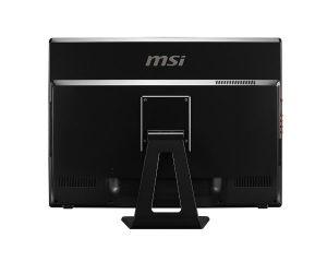 MSI PC Gaming 24GE 2QE - Vista posteriore - Clicca per ingrandire
