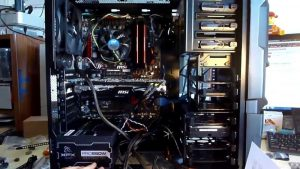 PC Gaming assemblato