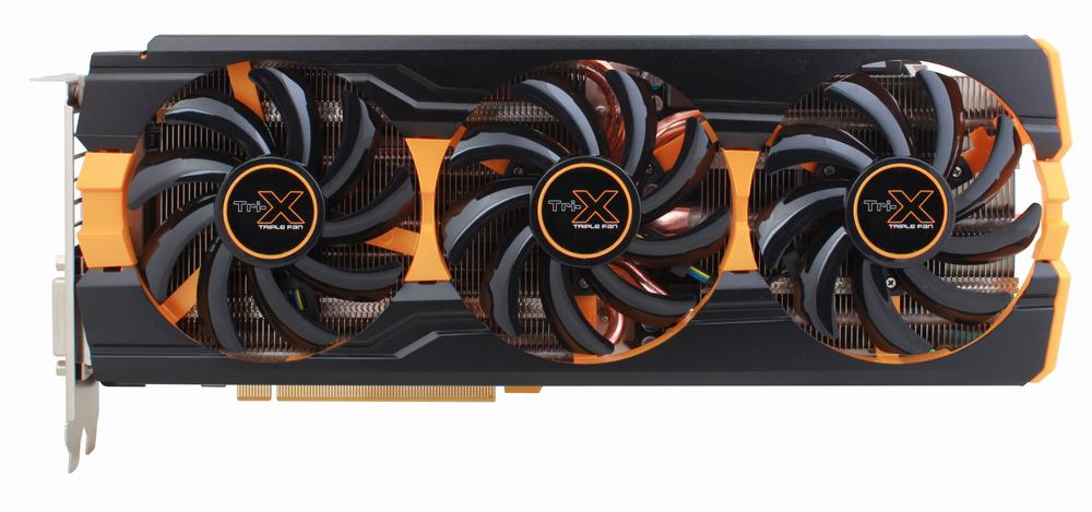 Sapphire Radeon R9 290 Tri-X - Clicca per ingrandire