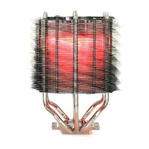 Thermaltake SpinQ VT - Illuminazione rossa